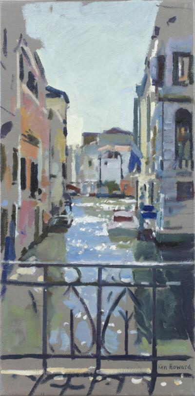 Ken Howard, 'Ponte Santa Maria', 2017