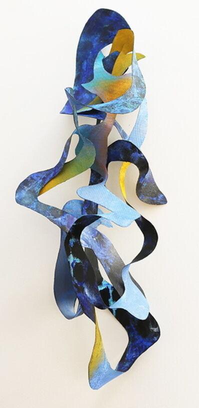 Joan Konkel, 'Whimsy in Blue', 2020
