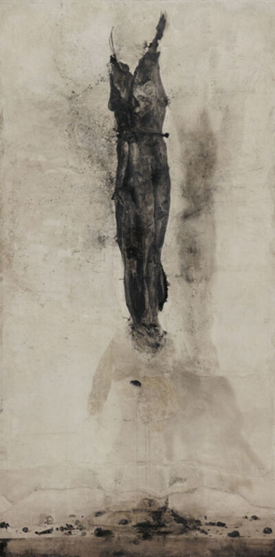 Nicola Samori, 'Inginocchiatoio', 2018