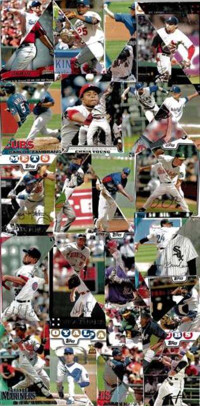 Michael Anderson, 'Baseball Armageddon (Game-Time)', 2018