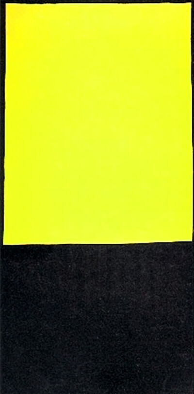 Marcel Barbeau, 'En marge', 1962