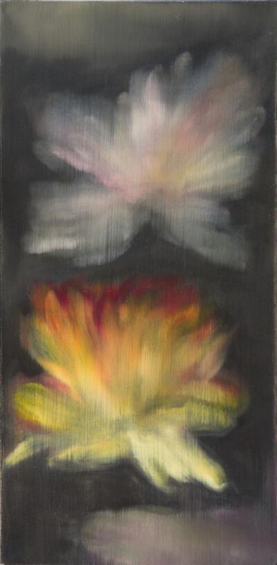 Ross Bleckner, 'Black Monet', 2012