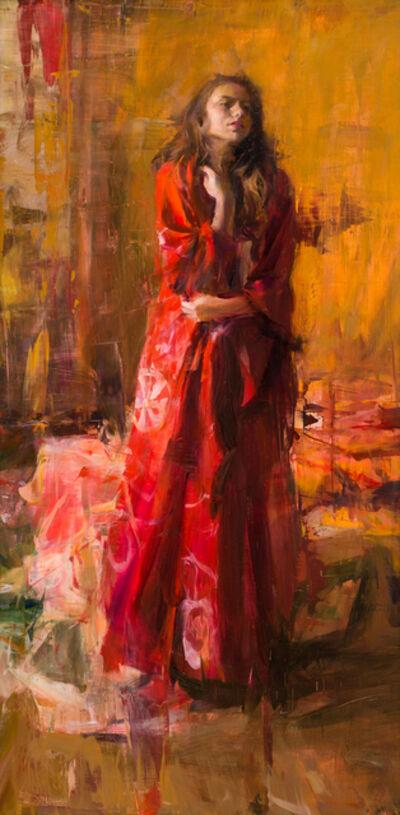 Quang Ho, 'Crimson Stage', 2019