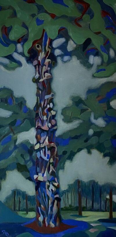 Patty Bryant, 'The Pine Tree, University of Purdue', 2020