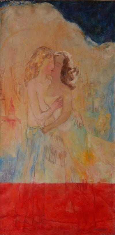 Sergey Maslov, 'Lovers', 1982