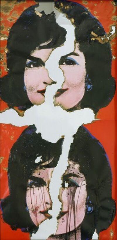 Douglas Gordon, 'Self-Portrait of You + Me (Double Jackie)', 2007