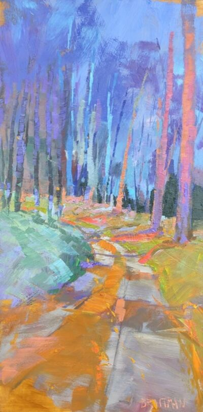 Andy Braitman, 'Frost's Forest III', 2019