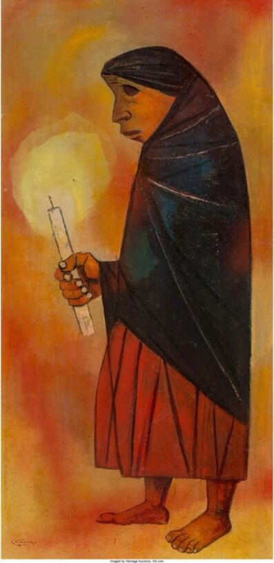 Eduardo Kingman, 'Untitled'