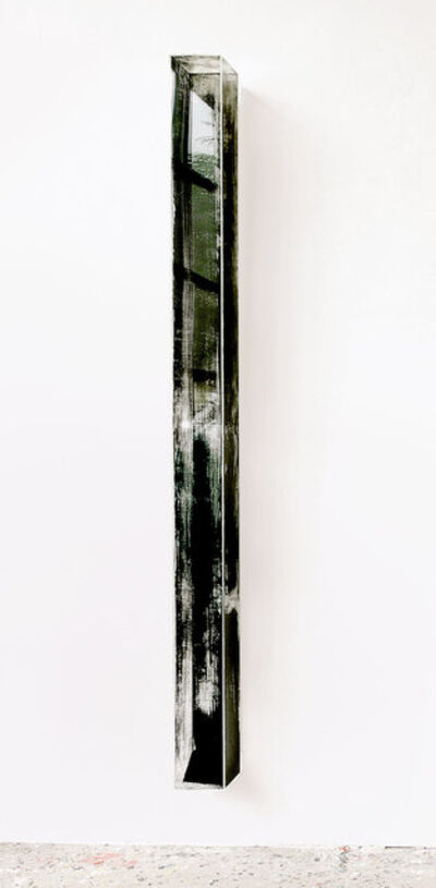 Erich Reusch, 'Elektrostatische Wandstele', 1986