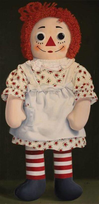 Charles Bell, 'Raggedy Ann', 1971