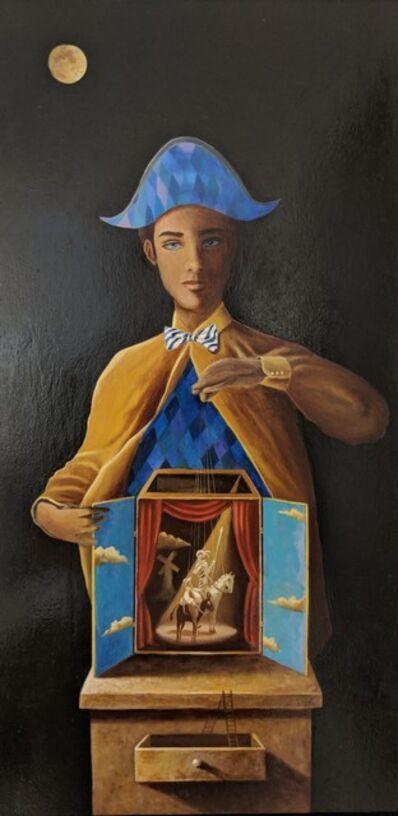 """Anthony Ardavin, '""""En Un Lugar De La Mancha...""""', 2018"""