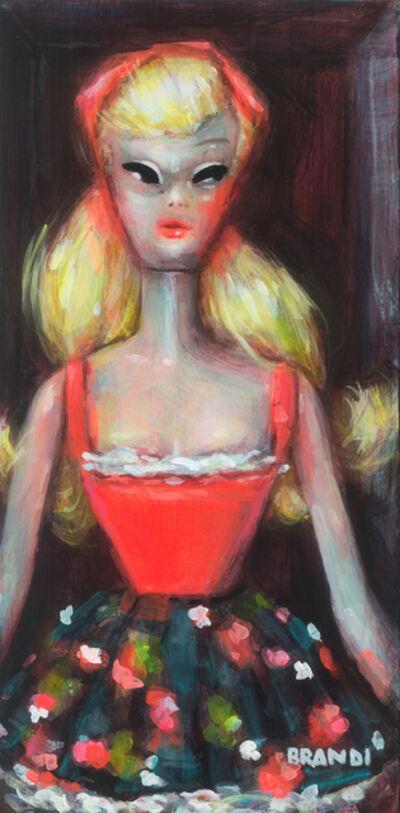 Brandi Milne, 'Heidi Girl', 2019