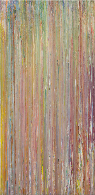 Larry Poons, 'Untitled LP 17', 1974