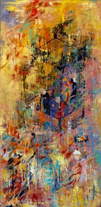 Nurieh Mozaffari, 'Autant en emporte la mémoire V ', 2015