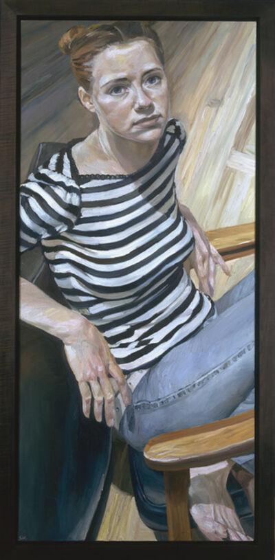 Stephen Wright, 'Striped Shirt ', 2007