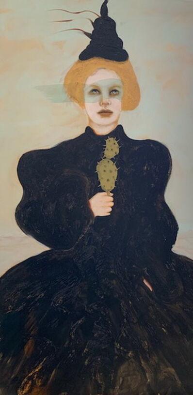 Helene Wilder, 'Her Flower', 2021
