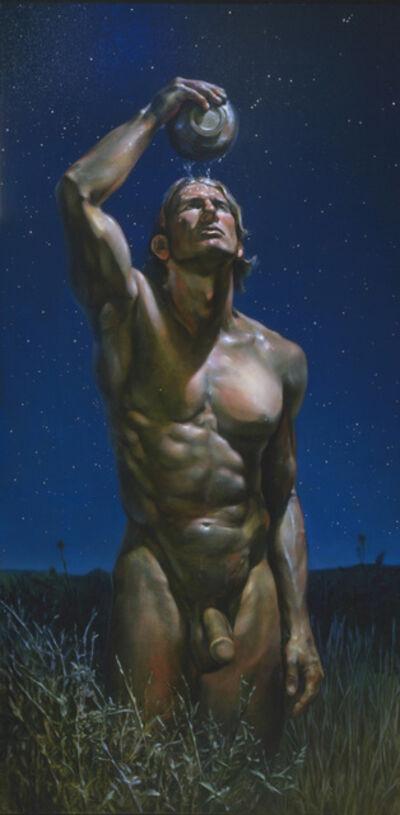 Geoffrey Laurence, 'The Strongman', 1999