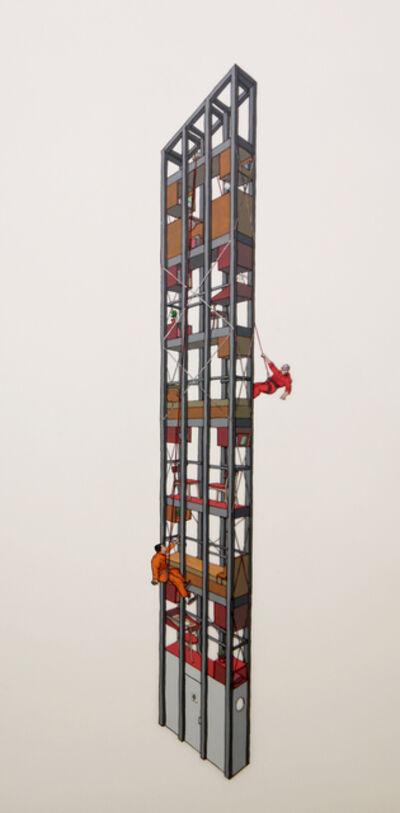 Alex Schweder, 'Counterweight Roommate', 2016