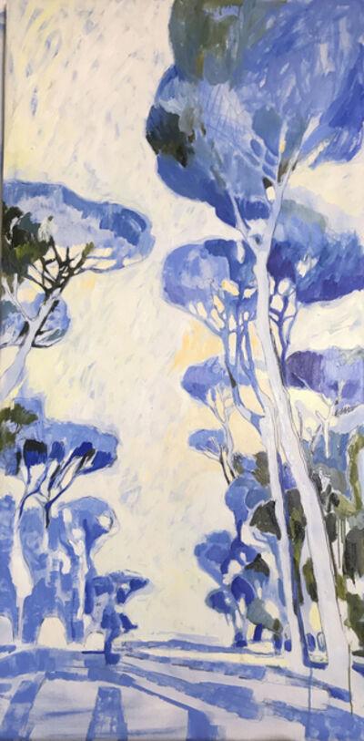 Laura Federici, 'Pines trees 02', 2021