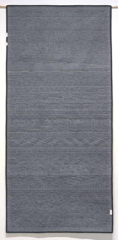 Kathy McTavish, 'Generative Textile Drawing (lg3)', 2018