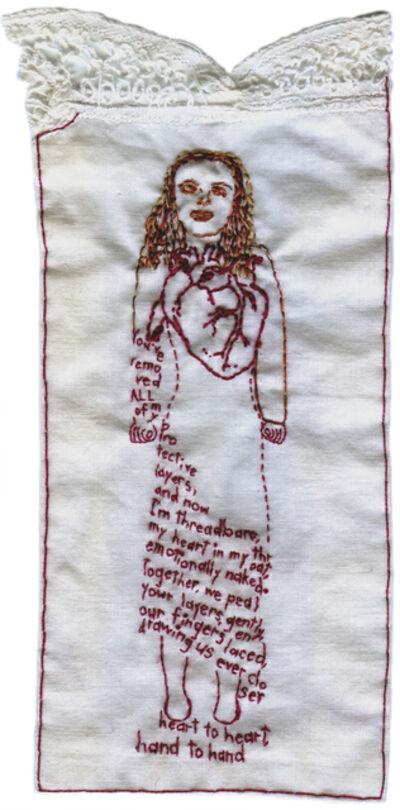 Iviva Olenick, 'Heart to Heart', 2012