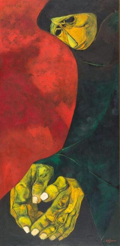 Eduardo Kingman, 'Mujer', 1978