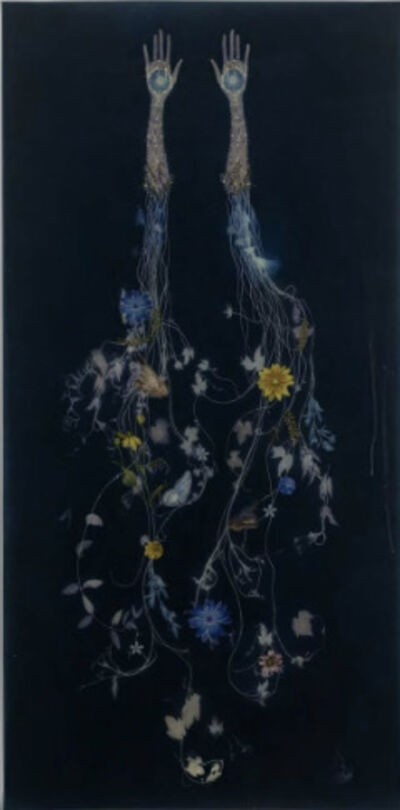 Valerie Hammond, 'Sisters II', 2019