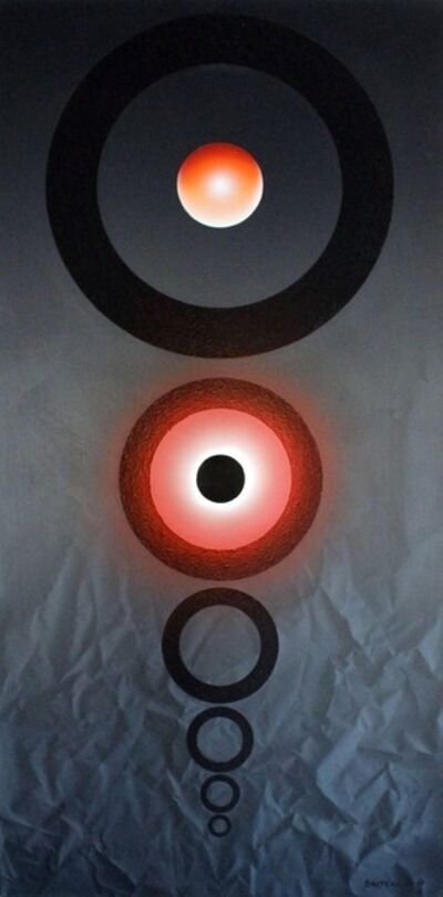 Patrice Breteau, 'Six circles', 2008