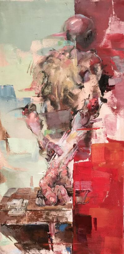 Broni Likomanov, 'The Suitcase #1', 2019