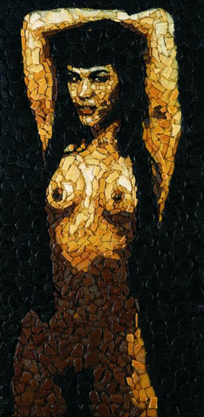 Mondongo, 'Laura', 2004