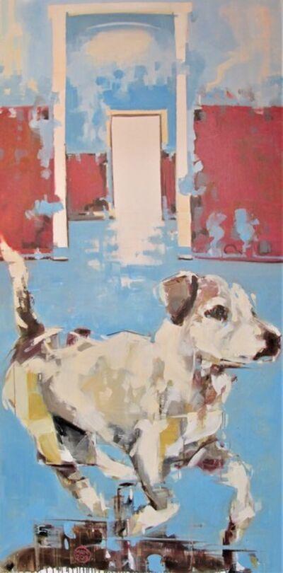 Paolo Maini, 'Cane bastardo - Bastard dog', 2018