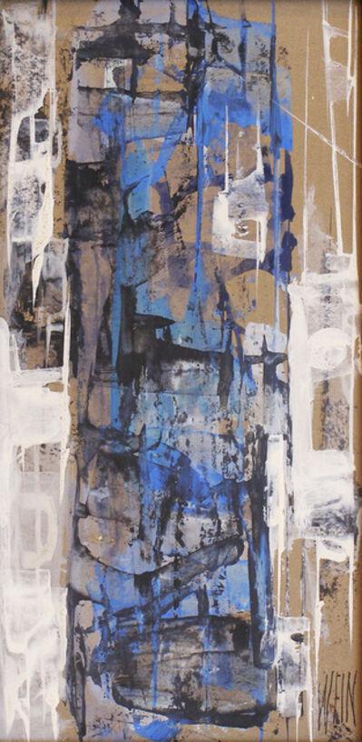 Albert Wein, 'Construction #1', 1960