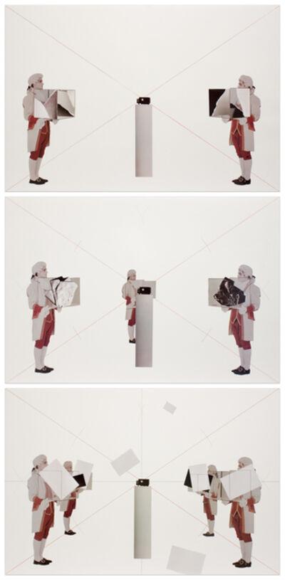 "Giulio Paolini, '""The Triumph of Representation"" (A ritual: the artist is absent)', 1983"