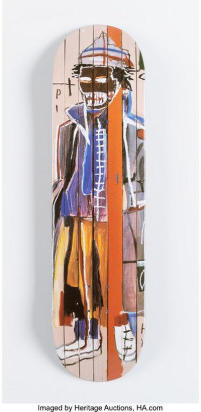 Jean-Michel Basquiat, 'Anthony Clarke (Open Edition)', 2016