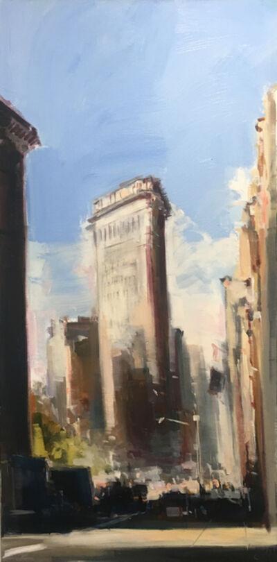 Craig Mooney, 'Cityscape', 2016