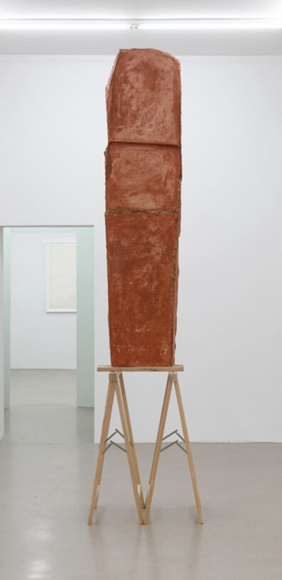 Esther Kläs, 'High (Red)', 2017