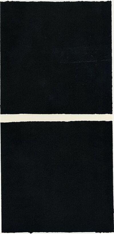 Richard Serra, 'WM II', 1995