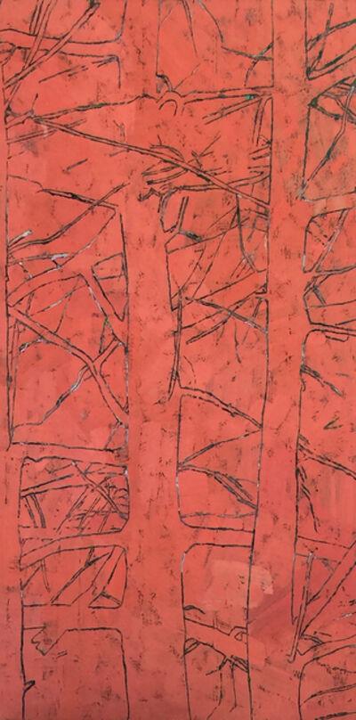 Mark Lavatelli, 'Tree Glyph #14', 2006