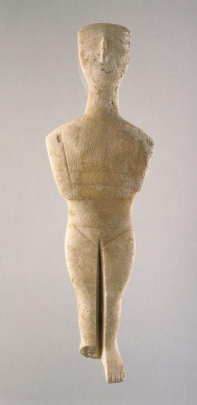 'Female Figure of the Dokathismata Type', 2600 -2400 B.C.