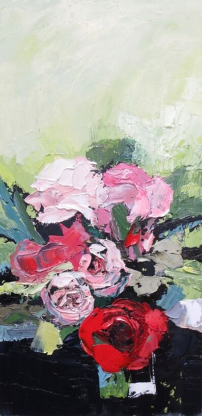 Kim Ford Kitz, 'Rose Still Life', 2019