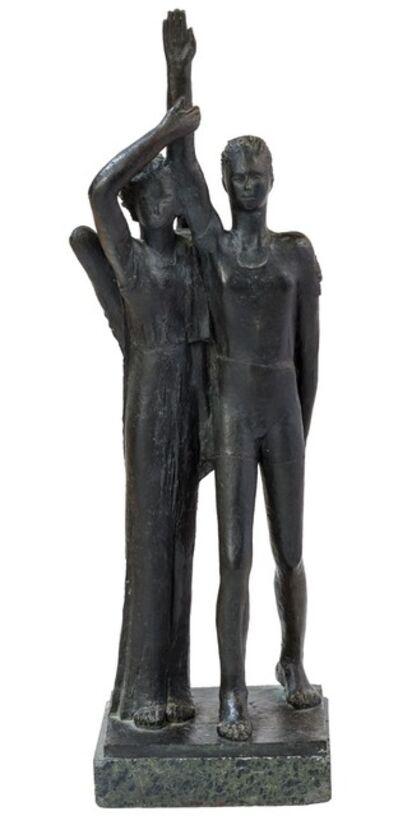 Enzo Innocenti, 'Il ritorno del vincitore', 1933