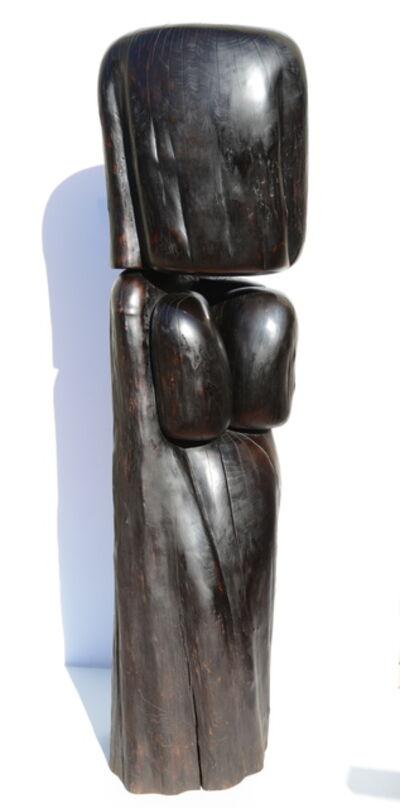 Wang Keping 王克平, 'Femme pommier', 2002