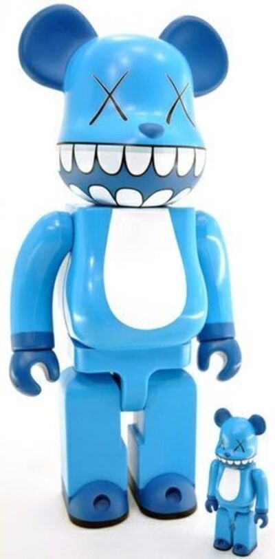 a77411f6 KAWS   Chompers Bearbrick 400% & 100% (2003)   Available for Sale   Artsy