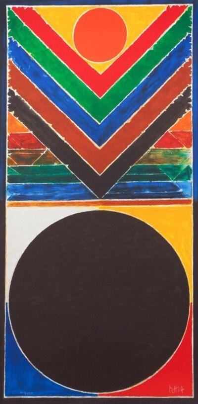 S. H. Raza, 'Tree and Bindu ', 2008