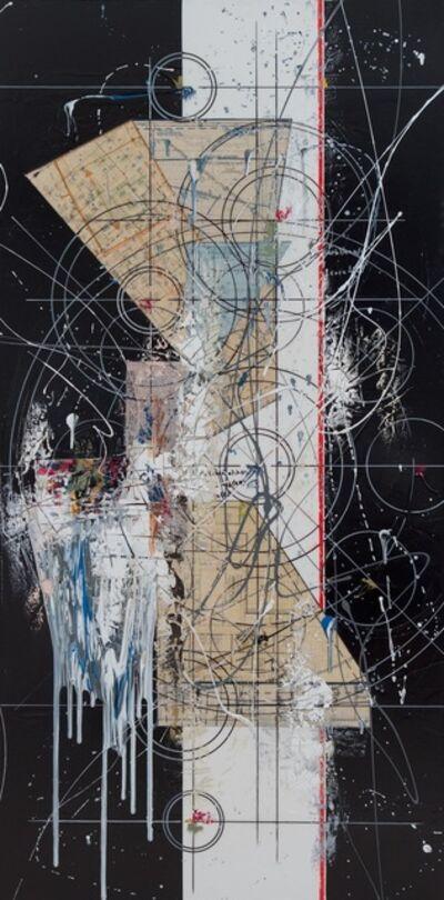 Étienne Gélinas, 'Composition 437', 2018