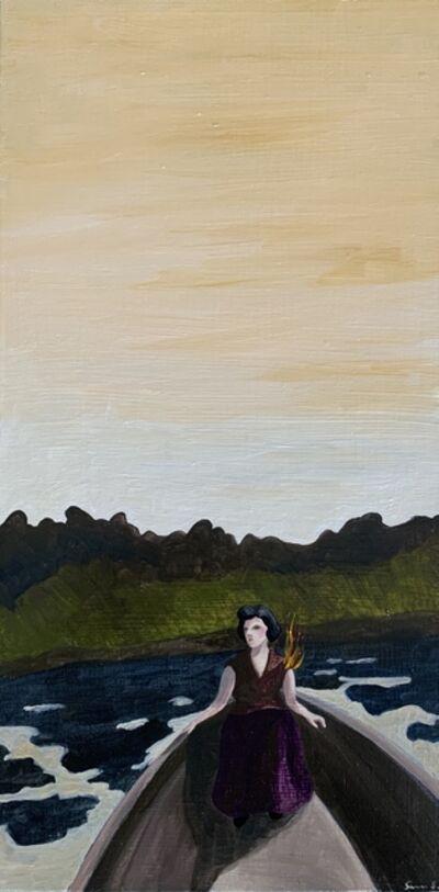Swan Scalabre, 'Incandescentes - Solange', 2021