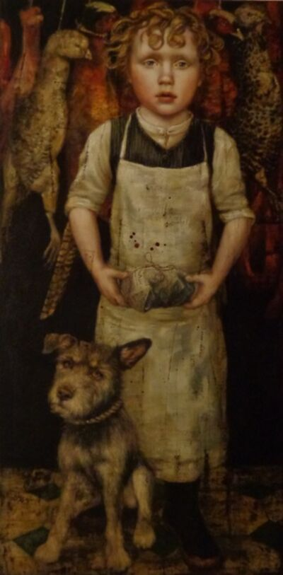 Jill McVarish, 'The Butcher', 2015