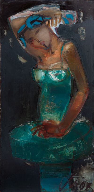 Serhiy Hai, 'Ballerina', 2013