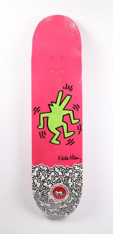 Keith Haring, 'Keith Haring Skateboard Deck (Haring crocodile)', ca. 2012