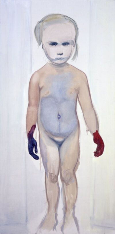 Marlene Dumas, 'The Painter', 1994
